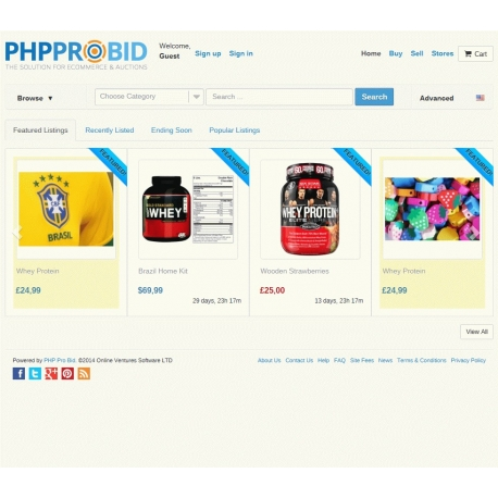 v7.4 to v7.10 - PHP ProBid Home Page Carousel CSS Ribbon Banners