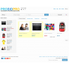 v7.4 to v7.9 - PHP ProBid Home Page Extras - Most Viewed Listings Display - Left Column