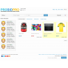 v7.4 to v7.10 - PHP ProBid Home Page Extras - Recent Members Display - Left Column