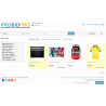 v7.4 to v7.10 - PHP ProBid Home Page Extras - Site Status Display - Left Column