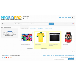 v7.4 to v7.9 - PHP ProBid Home Page Extras - Store Subscriptions Carousel - Left Column