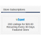 v7.4 to v7.10 - PHP ProBid Home Page Extras - Store Subscription Carousel - Left Column
