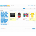 v7.4 to v7.9 - PHP ProBid Home Page Extras - CSS Tag Cloud Display - Left Column