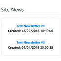 v8.0 and Up - PHP ProBid Home Page Extras - Newsletters Carousel - Left Column - Custom Install Only